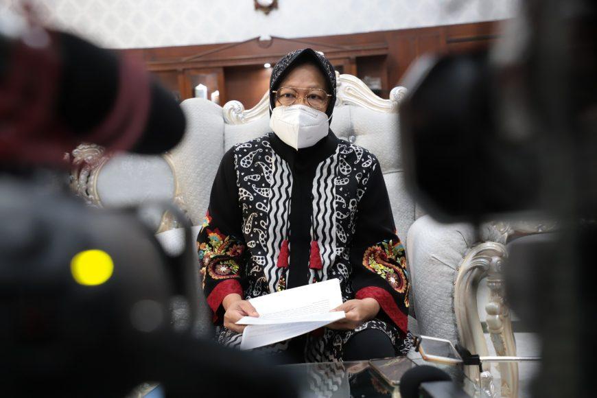 Tri Rismaharini, Wali Kota Surabaya | Ist