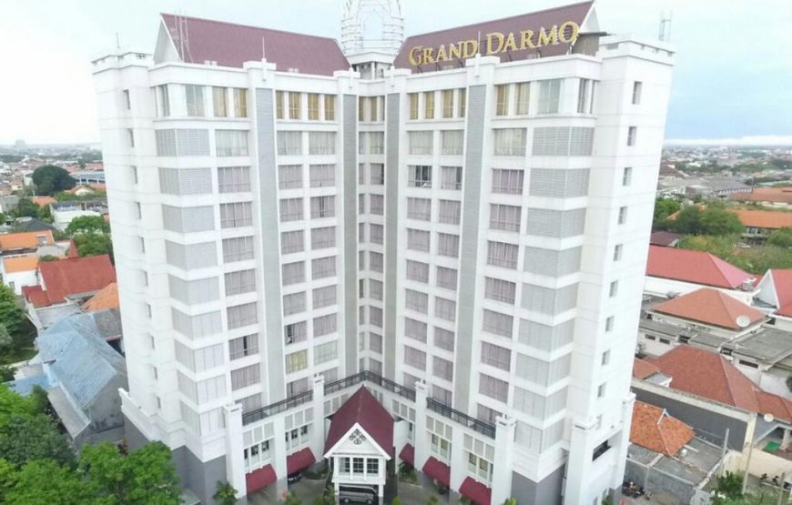 (Ilustrasi) Hotel Grand Darmo Suite Surabaya /amithyahotels.com