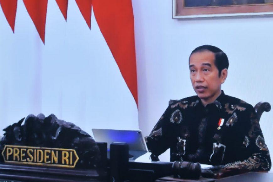 Presiden Joko Widodo /dok.setkab