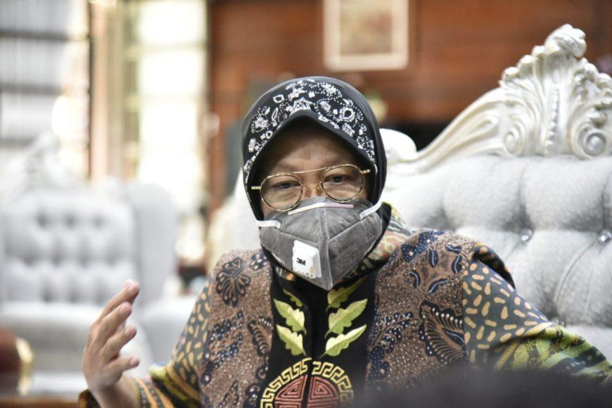Wali Kota Surabaya Tri Rismaharini/ist