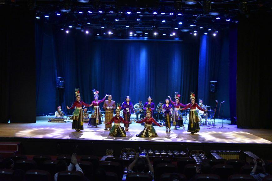 Pertunjukan kesenian di Balai Budaya Surabaya | Ist