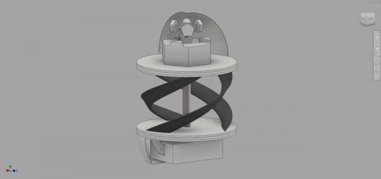 Gambar prototype HUST   Dok. Humas ITS