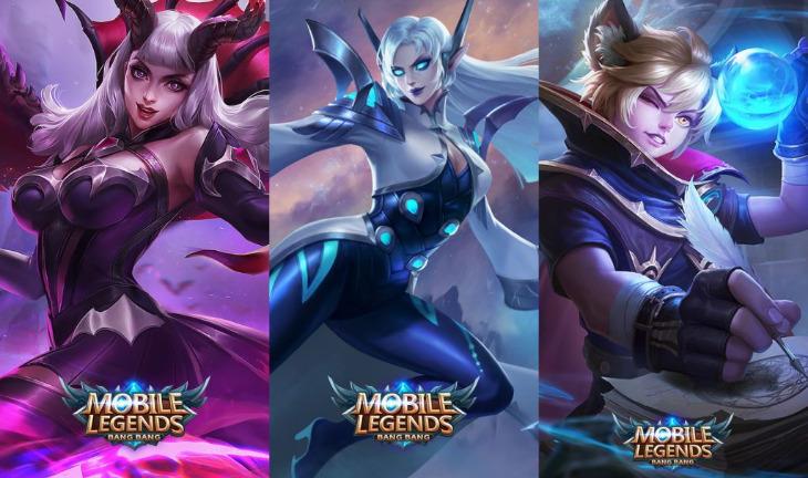 Ilustrasi mobile legends /Ist