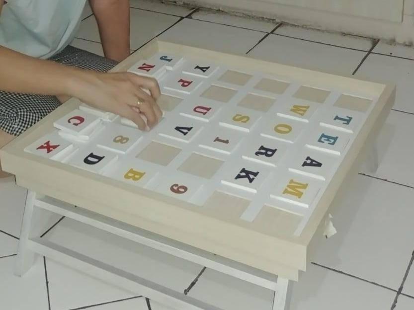 Puzzle Do Over karya mahasiswa UK Petra /Ist