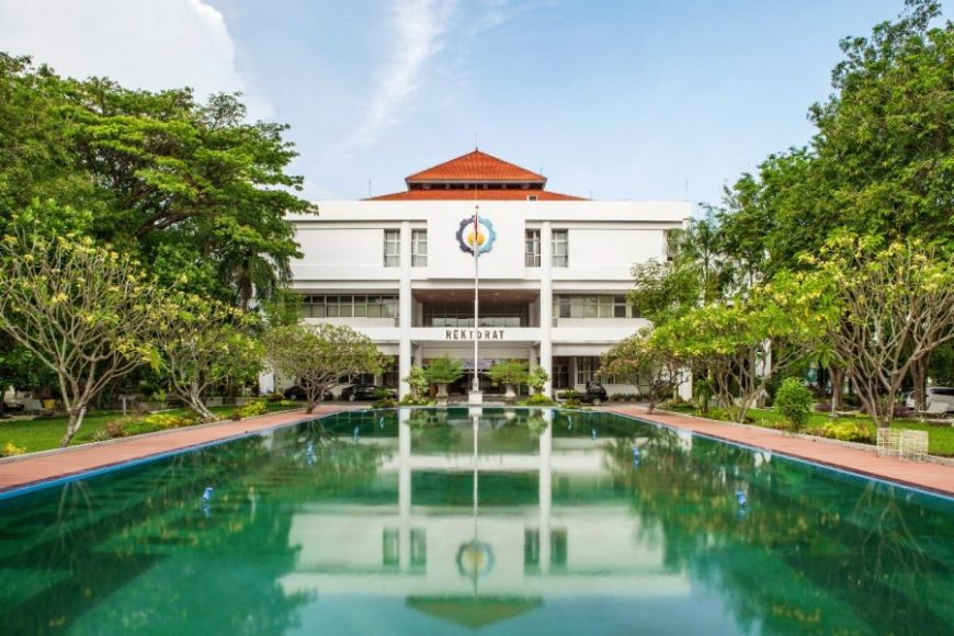 Gedung Rektorat ITS /Istimewa