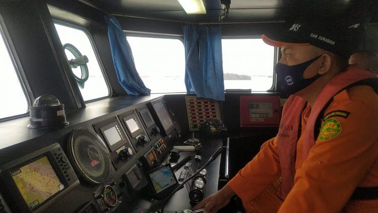 Pencarian dilakukan di sekitaran Pulau Bawean /Ist