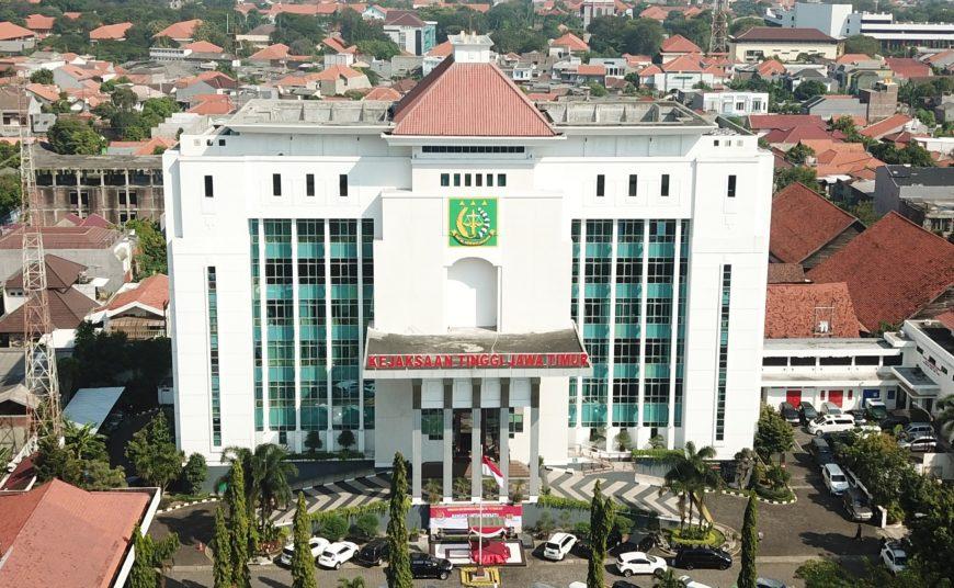 Gedung Kejaksaan Tinggi Jawa Timur /Ist