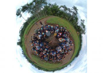 Peserta East Java Social Network (EJSN) Meet Up yang berlangsung di Batu Malang /Ist
