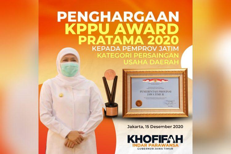 Gubernur Jatim Khofifah Indar Parawansa /Ist