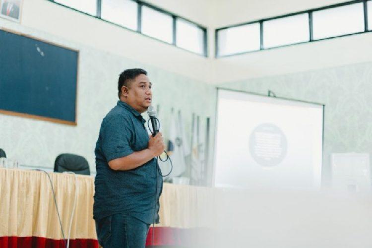 Komisioner KPU Kota Surabaya Divisi Hukum dan Pengawasan, Agus Turcham /Ist