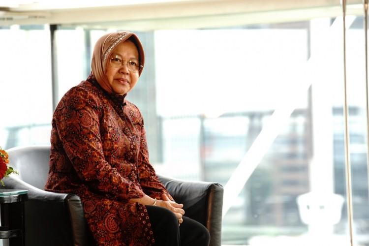 Wali Kota Surabaya Tri Rismaharini /Ist