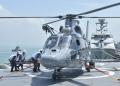 23 KRI SIM-367 Laksanakan Latihan Jelang Misi Perdamaian Di Lebanon /dok. Dispen Koarmada II