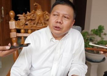 Wakil Ketua Komisi A DPRD Jatim, Hadi Dediansyah saat ditemui di Surabaya. /Ist