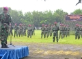 Prajurit Brigif 2 Marinir Pasmar 2 saat mengikuti pendalaman pengetahuan Mopel dan Motoris /Dispen Kormar
