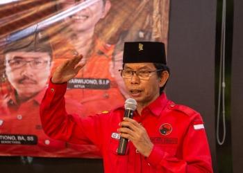 Ketua PDIP Surabaya Adi Sutarwijono/ist