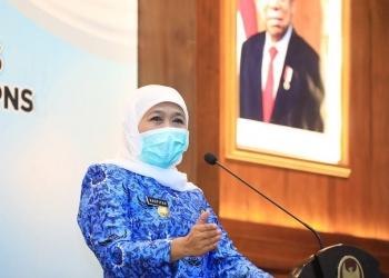 Gubernur Jatim, Khofifah Indar Parawansa /Ist