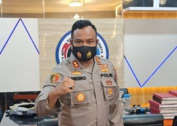 Kasatresnarkoba Polrestabes Surabaya, AKBP Memo Ardian /Bicara Surabaya