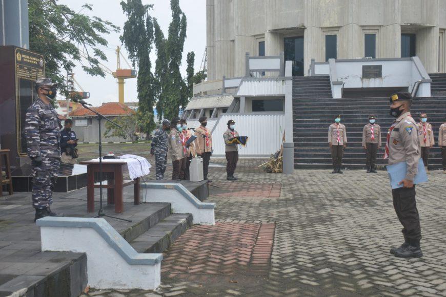 Diklat Saka Bahari Angkatan 36/37 /dok. Dispen Koarmada II