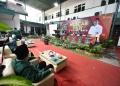 Wali Kota Surabaya Eri Cahyadi saat sambutan di Muscab PKB/bicarasurabaya.com