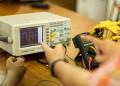 Ilustrasi. Prodi Teknik Elektro di UK Petra /Ist