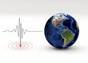 Ilustrasi gempa bumi /pixabay